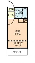 間取り(Bタイプ)